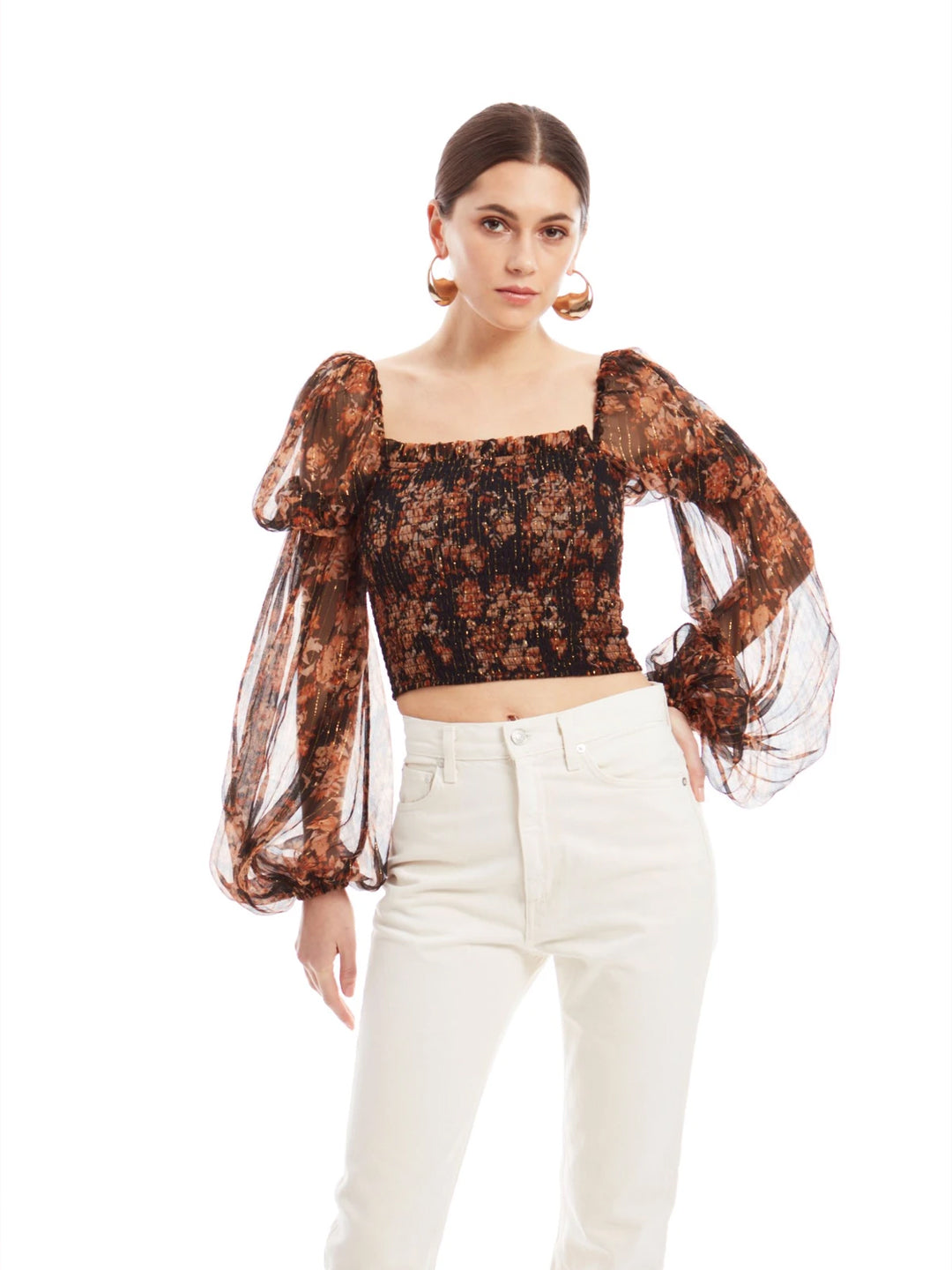 241702f71ec BROOKE BLOUSE BROOKE BLOUSE