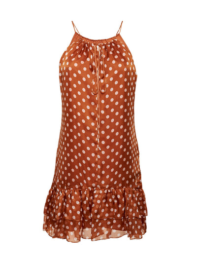 SHORT ISLA DRESS