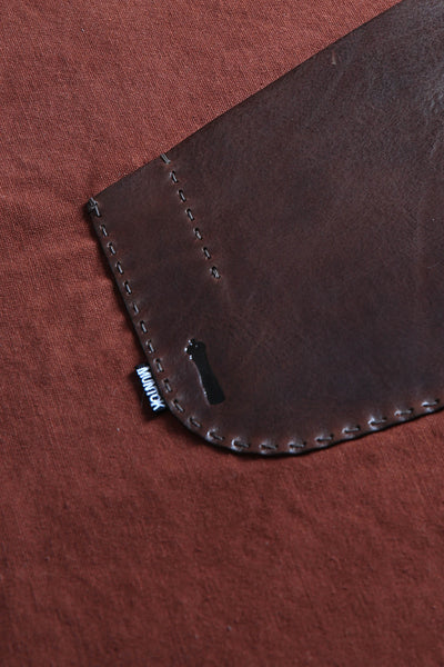 Brown Canvas Apron