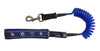 HOLIDAY SMALL COIL LEASHES ****SALE**** - Ruff Life Gear