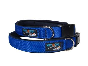 Surf's Up Dog Padded Collars Clearance** - Ruff Life Gear