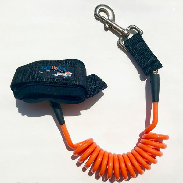 Surf's Up Dog Hands-Free Large Leash  CLEARANCE - Ruff Life Gear