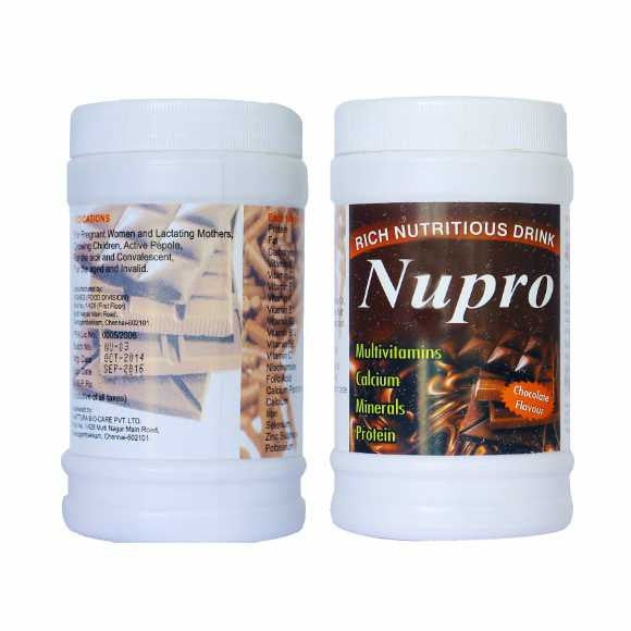 NUPRO – PROTEIN SUPPLEMENT - Nattura Biocare