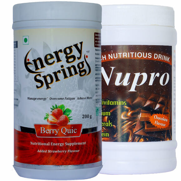 HERBAL SUPPLEMENTS FOR ENERGY AND WELLNESS