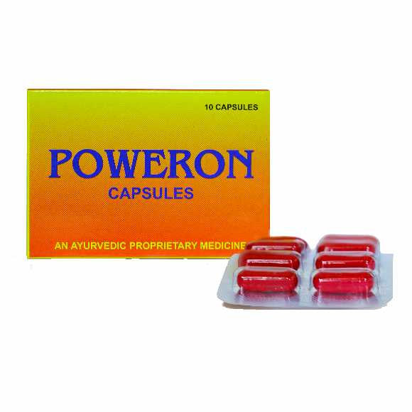 POWERON – MALE SEXUAL HEALTH SOLUTIONS - Nattura Biocare