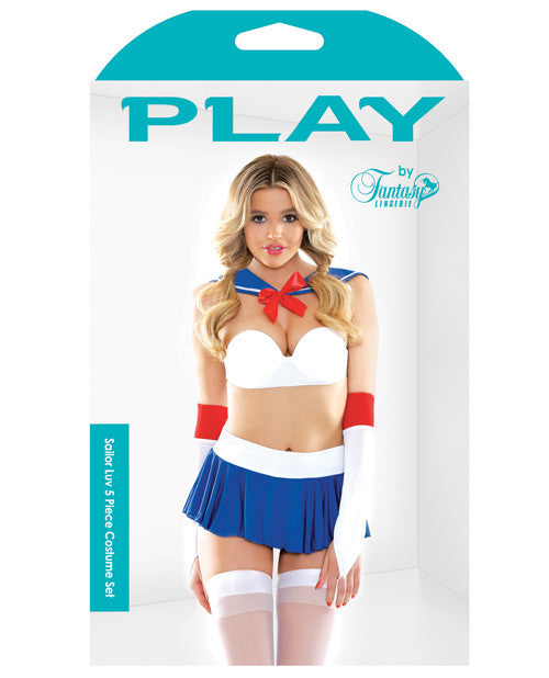 Play 5 pc Sailor Luv Blue M/L