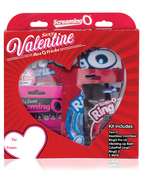 Screaming O 2017 Sexy Valentines Kit