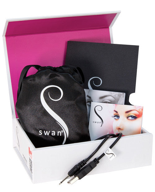 Swan Squeeze Control Kiss - Pink