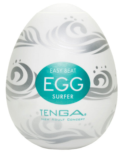 Tenga Hard Gel Egg - Surfer