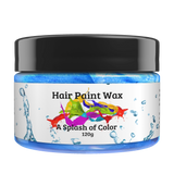White Hair Paint Wax