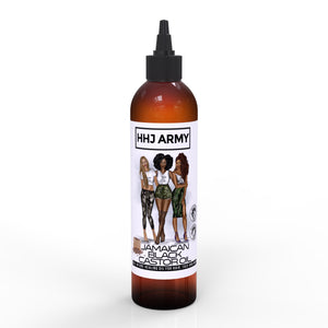 Jamaican Black Castor Oil (JBCO)