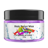Red Hair Paint Wax