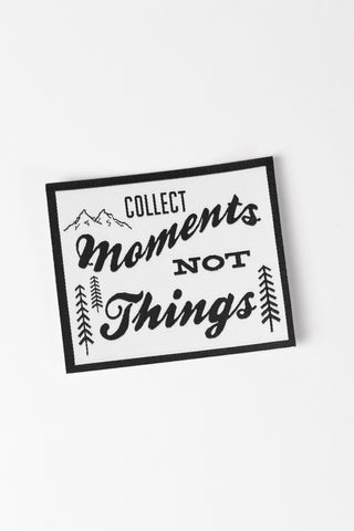 Collect Moments Patch