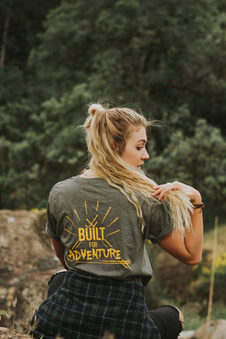 Built For Adventure Tee