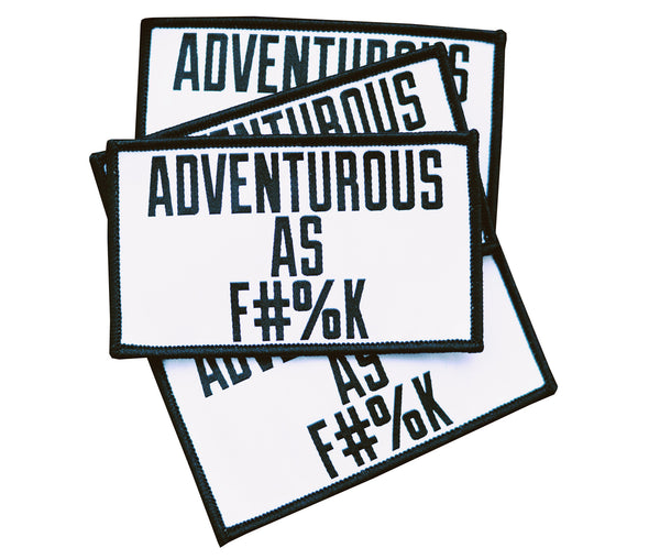 Adventurous AF Patch