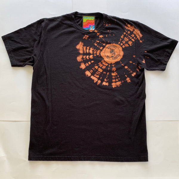 Electric Geodesic X Cayucos™ -MEN'S LARGE T-SHIRT- FREE SHIPPING