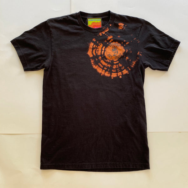 Electric Geodesic X Cayucos™ -MEN'S SMALL T-SHIRT- FREE SHIPPING