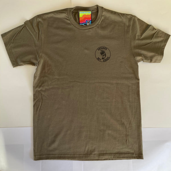 Cayucos™ Pocket Print T-shirt - FREE SHIPPING