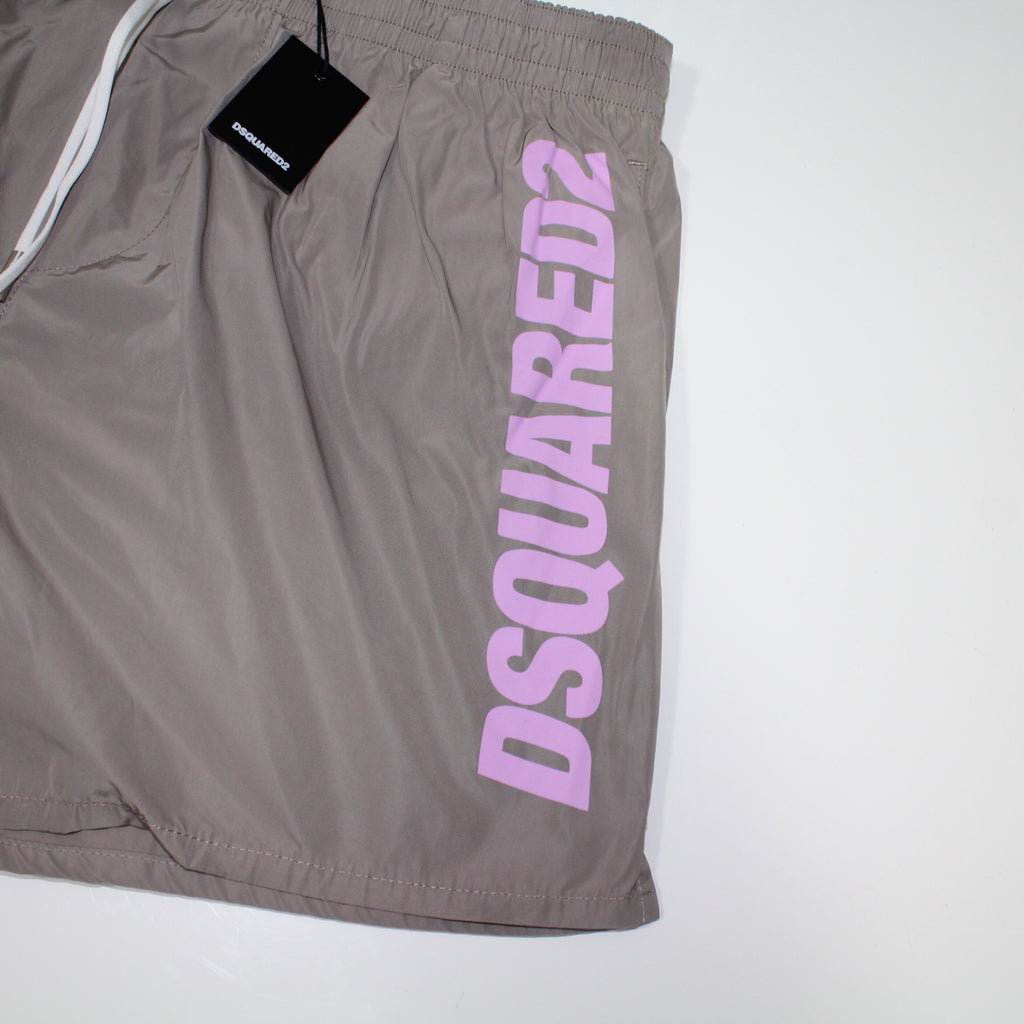 Dsquared2 Swim Shorts Light Brown