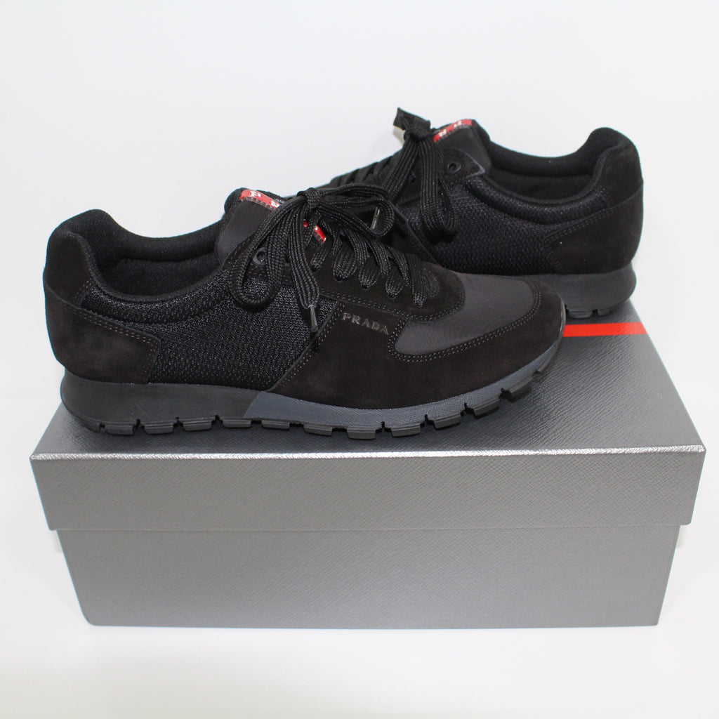 Prada Black Runner