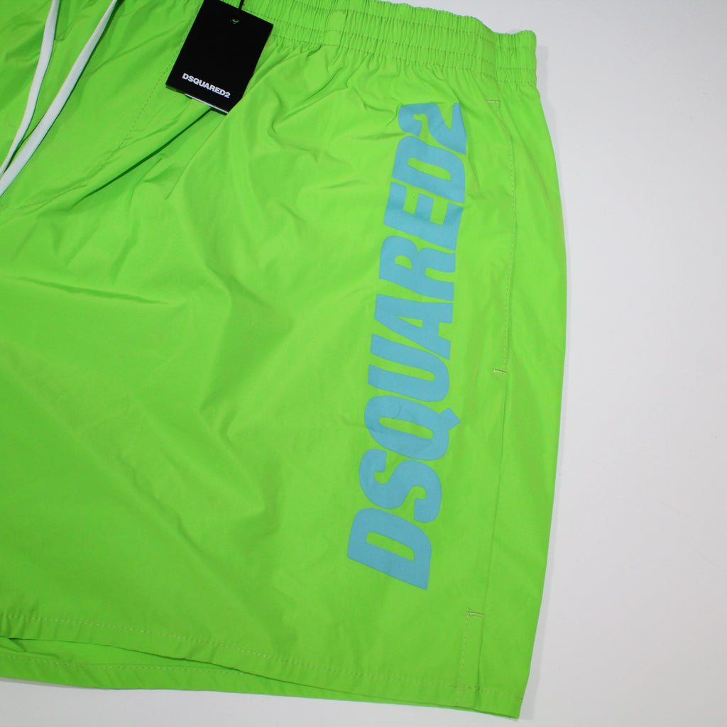 Dsquared2 Swim Shorts Green