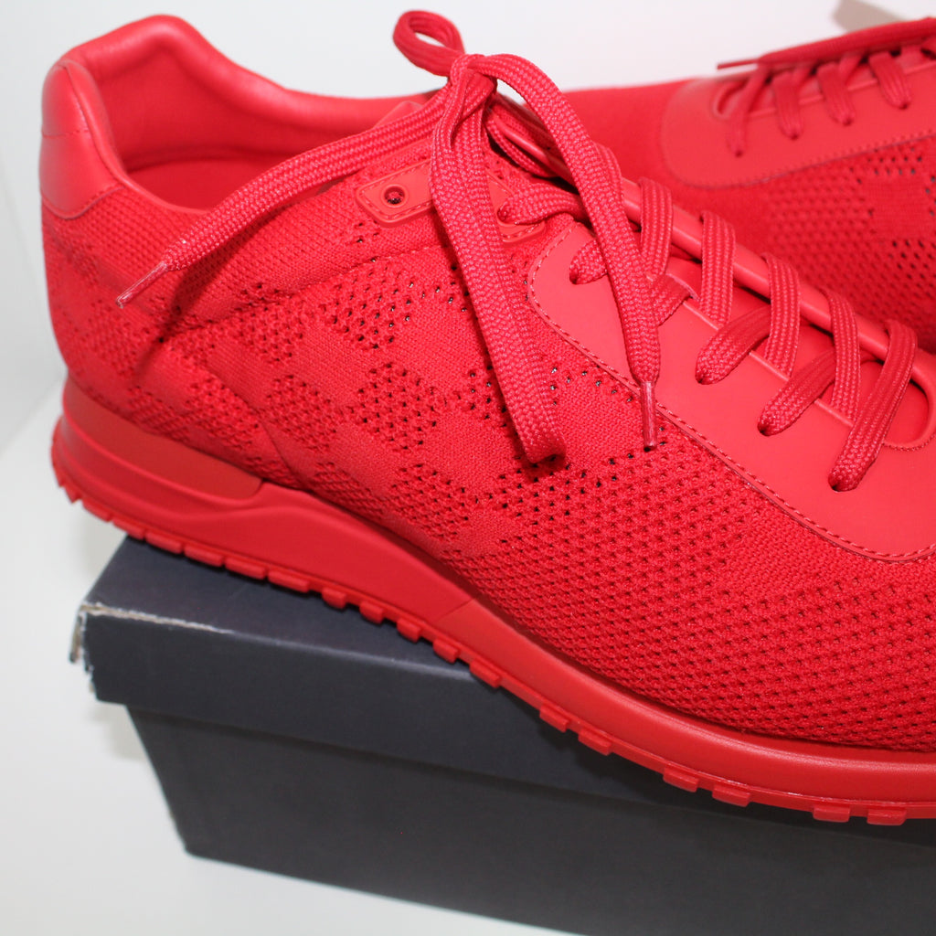 Louis Vuitton Damier Runners Red