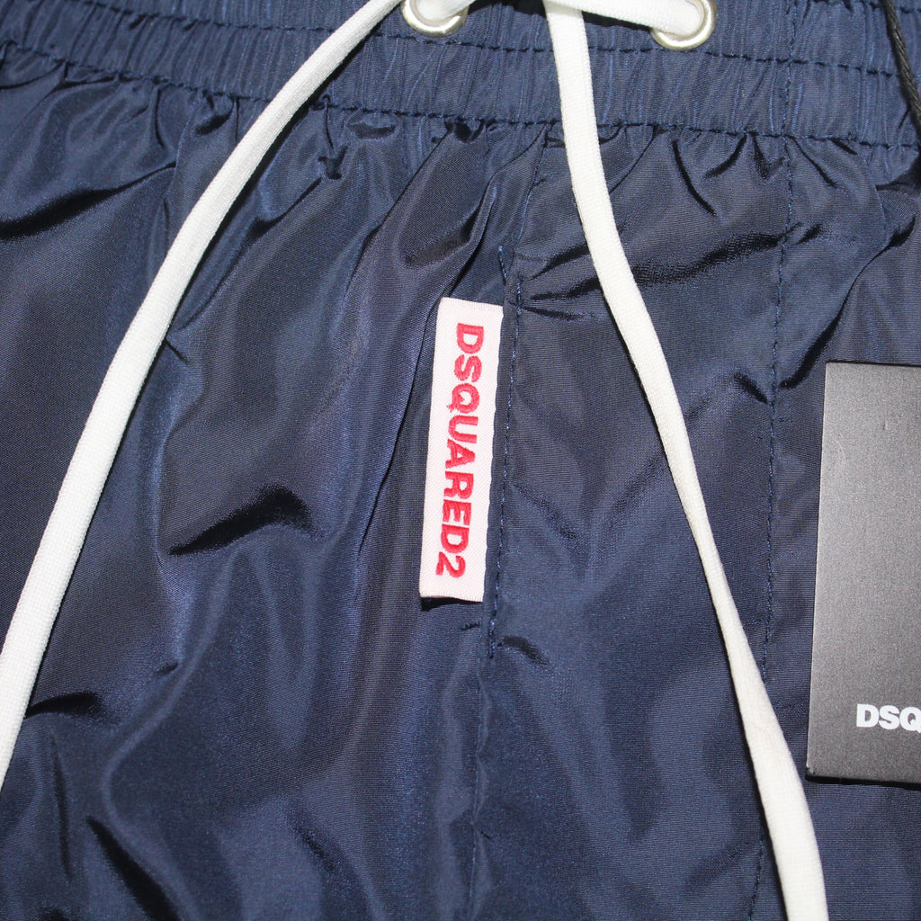 Dsquared2 Swim Shorts Navy Blue