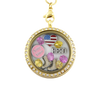 Army Mom Charm Locket