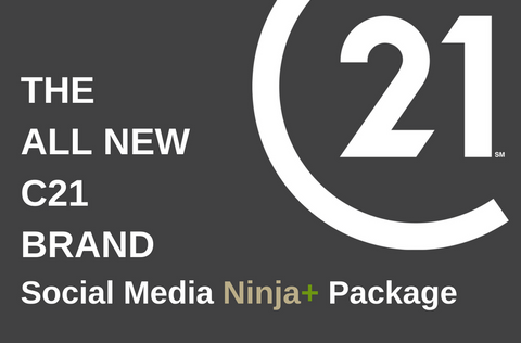 Social Media Ninja+ Package. THE ALL NEW C21 BRAND