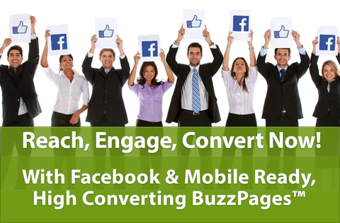 Reach, Engage, Convert Now! Facebook & Mobile Ready Conversion Strategies.