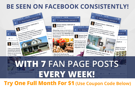 Facebook Pro Maintenance Package. One (1) Year of Dedicated Fan Page Maintenance Service. 7 Posts per Week.