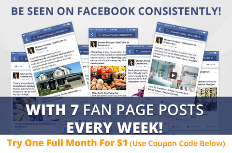 Facebook Pro Maintenance Package. One (1) Month of Dedicated Fan Page Maintenance Service. 7 Posts per Week.