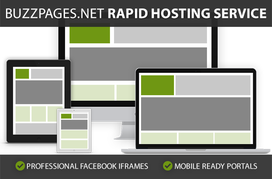 1 Year, Rapid Hosting Service