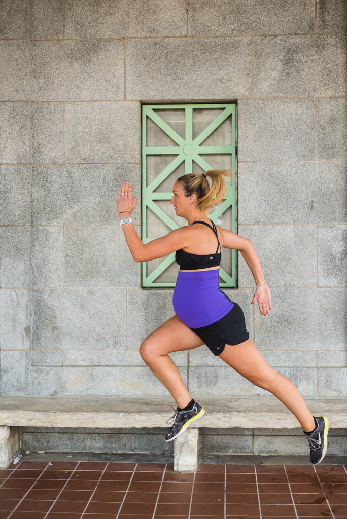 Running Fitness in Pregnancy