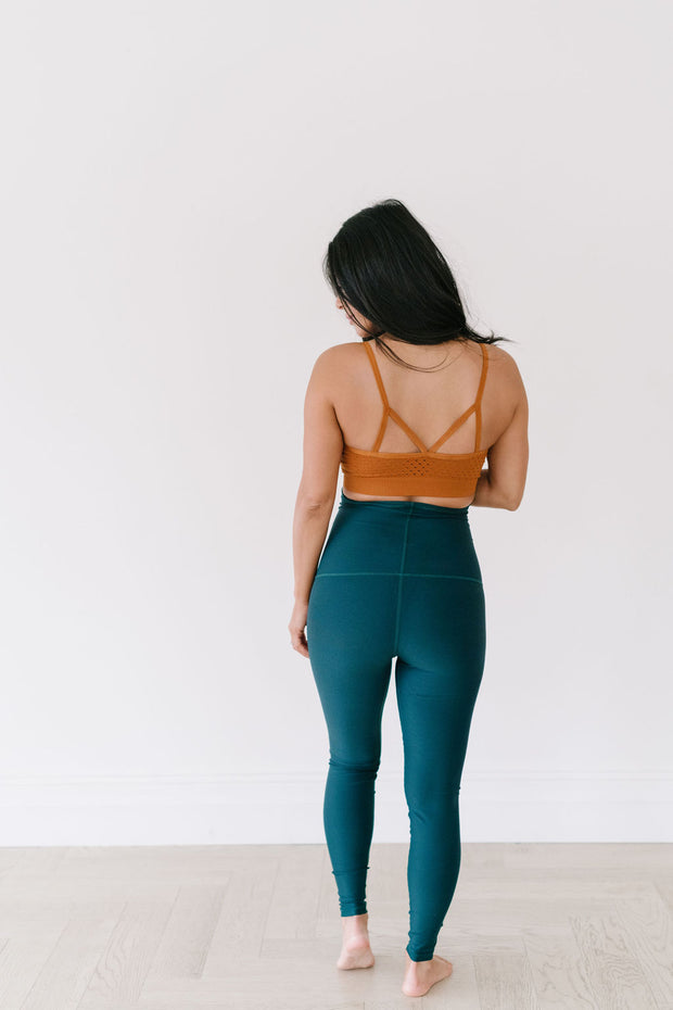 Sculpt & Support Maternity Belly Support Leggings - Luxe