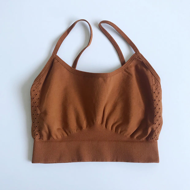 Adore Maternity & Nursing Bralette - Earth