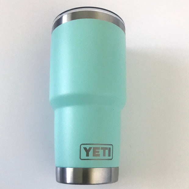 """HYDRATE LIKE A MOTHER"" 30 oz. Yeti Tumbler"