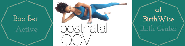 Postpartum OOV class at Birthwise