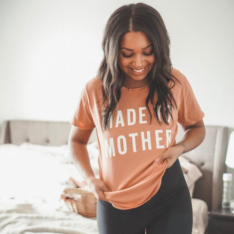 Made To Mother Tee