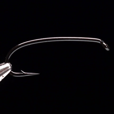 Daiichi Alec Jackson Covert Nymph Hook - Phantom Black