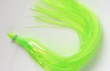 Dyed Pearl Flashabou - Chartreuse