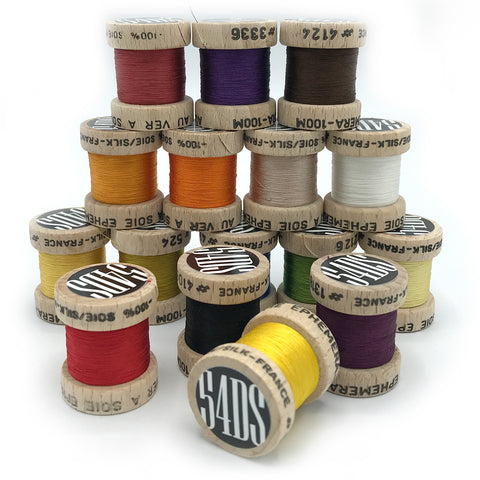 Ephemera Pure Silk Thread