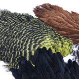 Fly Tying Hen Saddle Hackle Feathers