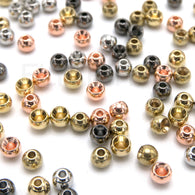 Hareline Cyclops Brass Bead Eyes