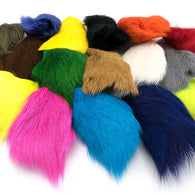 Hareline Dyed Deer Belly Hair
