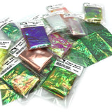 Hareline Flashback Fly Tying Material