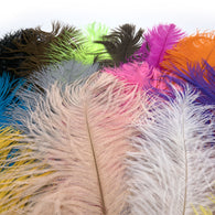 Hareline Ostrich Herl Plume - Fly Tying Feathers