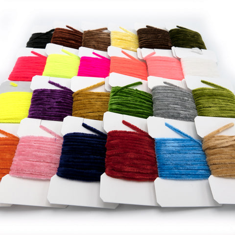 Hareline Rayon Chenille - Fly Tying Material