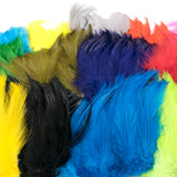 Hareline Saltwater Neck Hackle Feathers