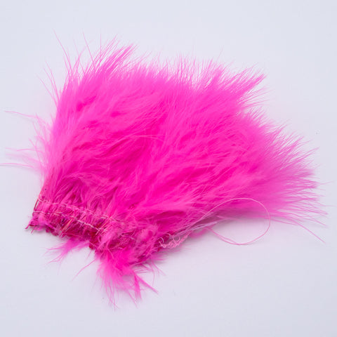 Pink Fly Tying Strung Marabou Blood Quill